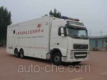 Zhongtian Zhixing TC5260XTX communications command vehicle