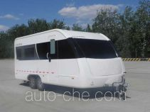 中天之星牌TC9020XLJ3型旅居挂车
