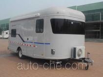 中天之星牌TC9020XLJ5型旅居挂车