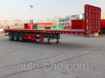 Tongqin TDG9400TPB flatbed trailer