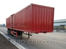 Tongqin TDG9400XXY box body van trailer