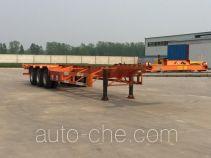 Jinlong Dongjie TDJ9370TJZE container transport trailer