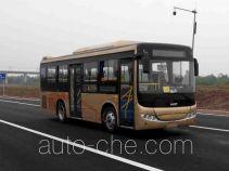 南车时代牌TEG6851EHEVN01型混合动力城市客车