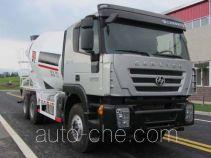 通工牌TG5250GJBCQ型混凝土搅拌运输车