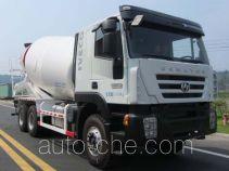 通工牌TG5251GJBCQD型混凝土搅拌运输车