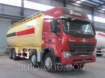 Tonggong TG5310GFL low-density bulk powder transport tank truck