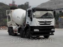 通工牌TG5310GJBCQB型混凝土搅拌运输车