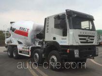 通工牌TG5310GJBCQF型混凝土搅拌运输车