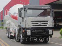 通工牌TG5310GJBCQG型混凝土搅拌运输车