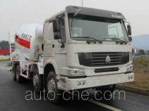 通工牌TG5310GJBZZG型混凝土搅拌运输车