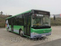 Tonggong TG6121CBEV1 electric city bus