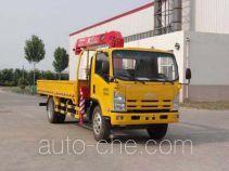 Gusui (Unic) TGH5100JSQ truck mounted loader crane