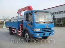 Gusui (Unic) TGH5142JSQ truck mounted loader crane