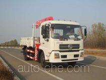 古河(UNIC)牌TGH5143JSQ型随车起重运输车
