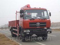 古河(UNIC)牌TGH5161SQ型随车起重运输车