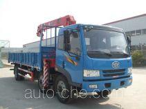 古河(UNIC)牌TGH5170JSQ型随车起重运输车