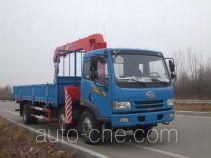 古河(UNIC)牌TGH5171JSQ型随车起重运输车