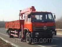 古河(UNIC)牌TGH5252JSQ型随车起重运输车
