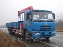 古河(UNIC)牌TGH5255JSQ型随车起重运输车