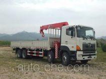 古河(UNIC)牌TGH5310JSQ型随车起重运输车