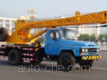 铁象牌TGZ5100JQZQY8AⅡ型汽车起重机