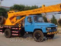 铁象牌TGZ5110JQZQY10A型汽车起重机