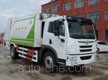 Xinhuachi THD5161ZYSC5 garbage compactor truck