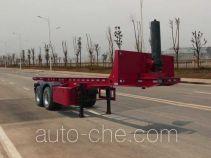 Xinhuachi THD9350ZZXP flatbed dump trailer