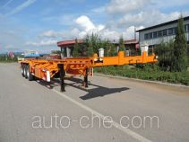 Xinhuachi THD9401TJZ container transport trailer