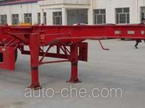 Xinhuachi THD9402TJZ container transport trailer