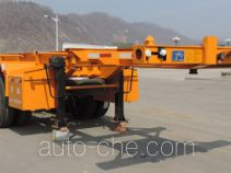 Xinhuachi THD9403TJZ container transport trailer