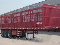 鑫华驰牌THD9405CCY型仓栅式运输半挂车