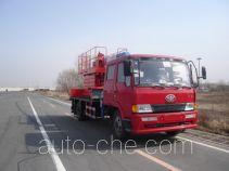 THpetro Tongshi THS5110TJX pumping units repair and maintenance truck