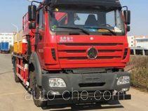 通石牌THS5140TJX5型检修车