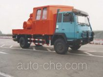 THpetro Tongshi THS5141TCY swabbing truck