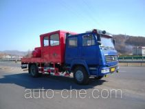 THpetro Tongshi THS5150TCY3 well servicing rig (workover unit) truck
