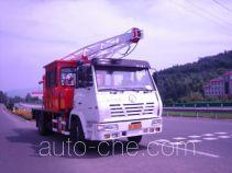 THpetro Tongshi THS5160TCY3 oil pumping truck