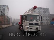 THpetro Tongshi THS5160TCY4H well servicing rig (workover unit) truck