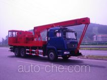 THpetro Tongshi THS5191TCY3 well servicing rig (workover unit) truck
