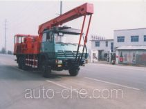 THpetro Tongshi THS5200TCY well servicing rig (workover unit) truck
