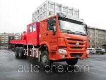 THpetro Tongshi THS5200TTJ4 well service truck