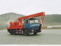 THpetro Tongshi THS5210TCY well servicing rig (workover unit) truck