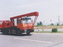 THpetro Tongshi THS5230TCY well servicing rig (workover unit) truck