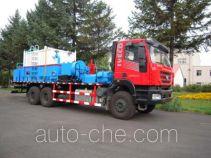 THpetro Tongshi THS5230TJC4 well flushing truck