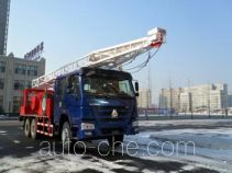 THpetro Tongshi THS5235TCY4H well servicing rig (workover unit) truck
