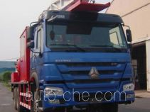 THpetro Tongshi THS5240TCY4 well servicing rig (workover unit) truck