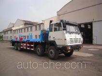 THpetro Tongshi THS5240TTL3 dropping fishing truck