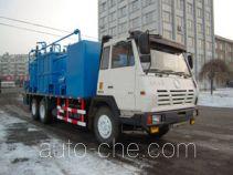 THpetro Tongshi THS5250TJC3 well flushing truck