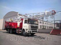 THpetro Tongshi THS5252TXJ4 агрегат подъемный капитального ремонта скважины (АПРС)