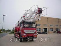 THpetro Tongshi THS5320TXJ4 well-workover rig truck